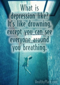 Depression_Drowning