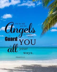 Guard you